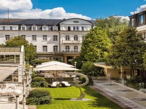 Exterior view of Der Europäische Hof - Hotel Europa.