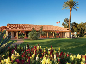 Exterior view of Rancho De Los Caballeros.