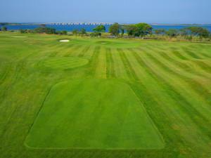 Rum Pointe golf course near Hilton Suites Ocean City Oceanfront.