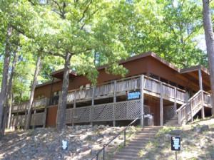 Exterior Cabin View at Swaha Lodge