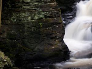Bushkill Falls at Fernwood Resort.