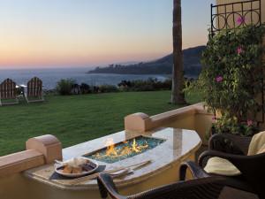 Guest view at The Ritz-Carlton, Laguna Niguel.