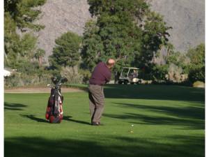 Golf course at Smoke Tree Ranch.
