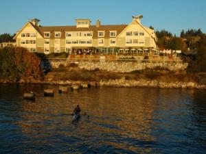 Exterior View of The Chrysalis Inn & Spa