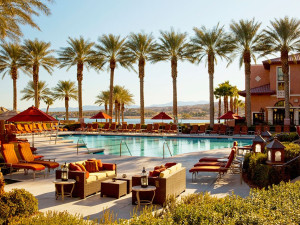 Outdoor pool at The Westin Lake Las Vegas Resort & Spa.