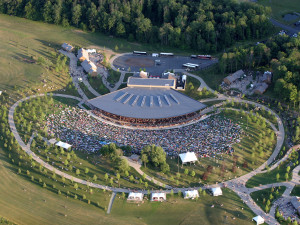 Concert at Catskill Mountains Resort.