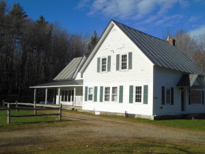 Vacation rental exterior at Killington Accommodations.