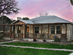 Rental exterior at SkyRun Vacation Rentals - Texas Hill Country.