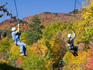 Zip-line near Discounted Condominium Rentals.