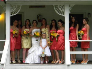 Weddings at Glen Falls House