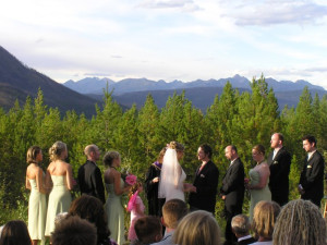 Weddings at Great Northern Resort.