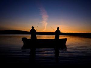 Fishing at Tera Miranda Marina Resort.