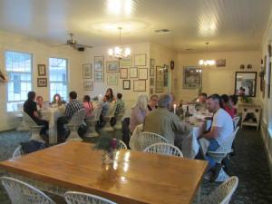 Conference at Rankin Ranch.