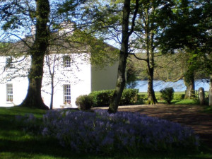Exterior view of Loughcarrig House.