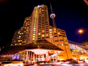 Welcome to InterContinental Toronto Centre