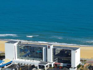 Aerial View of Best Western PLUS
