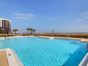 Rental pool at Perdido Key Resort Management.