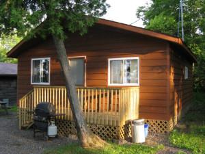 Cabin at Camp La Plage
