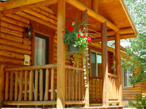 Cabin Rental at High Country Lodge