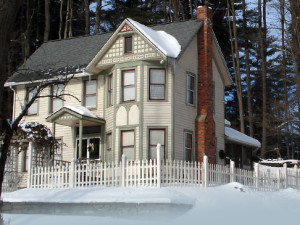 Lehman House at Sylvania Tree Farm, Country Lodging