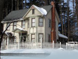 Lehman House at Sylvania Tree Farm, Country Lodging
