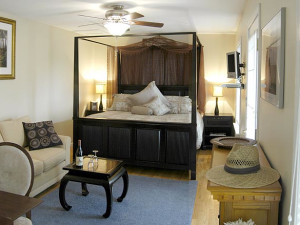Moonshadow Suite at Moondance Ridge Bed & Breakfast.