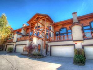 Vacation rental exterior at SkyRun Vacation Rentals - Steamboat Springs, Colorado.
