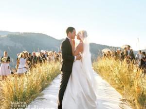 Wedding Ceremonies at Colorado Cattle Company Ranch