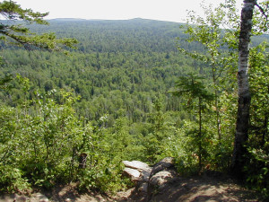 Superior Hiking Trail near AmericInn Lodge & Suites Two Harbors.
