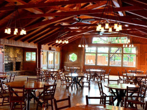 Great Hall at Sojourn Lakeside Resort.