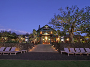 Exterior view of Lumeria Maui.