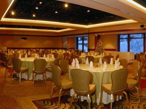 Conference at Alyeska Resort.