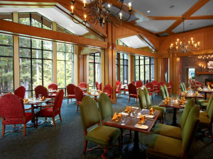 TREE Restaurant and Bar at The Lodge at Woodloch.