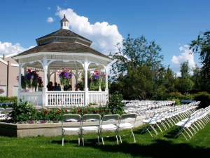 Wedding at Wedgewood Resort.