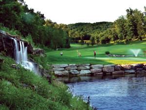 Golf course near The Branson Stone Castle Hotel & Conference Center.