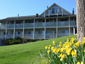 Exterior view of Country House Resort.
