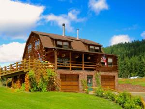 Vacation rental exterior at Vacasa Rentals Mt Hood.