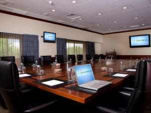 Meeting room at Doral Arrowwood.
