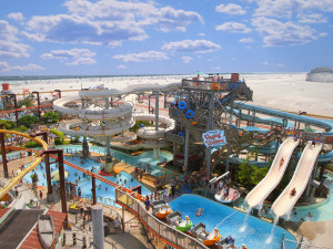 Water park near Coliseum Ocean Resort.
