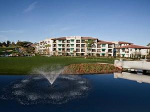 Exterior of Arizona Grand Resort.