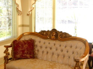 Sitting Room at Barnside Luxury Inn