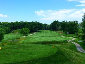 Cape Neddick golf course near Mariner Resort.