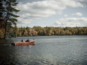 Canoeing at Chanticleer Inn.