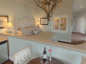 Suite Interior at Oceano Hotel & Spa