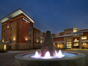 Exterior view of Residence Inn by Marriott Tyler.