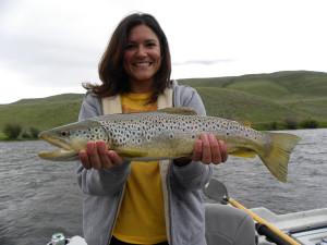 Fishing at Big Sky Vacation Rentals.