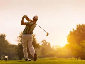 Golf course near Cliff House Resort & Spa.