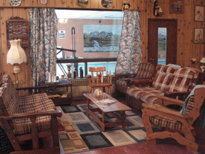 Guest Room at the Red Bay Lodge