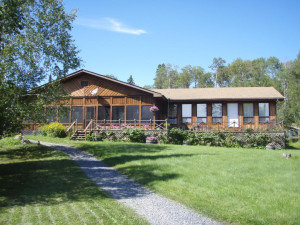 The Lodge at Big North Lodge & Outposts
