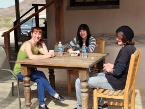 Family at Lajitas Resort.